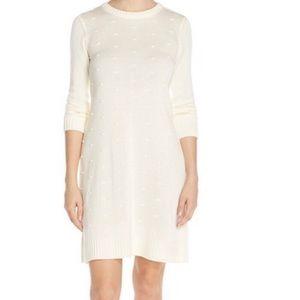 ELIZA J nubby knit shift sweater dress XL
